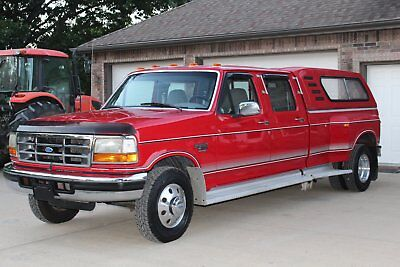 1996 Ford F-350  1996 Ford F-350 7.3 Powerstroke