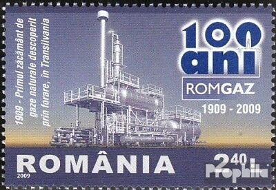 Romania 6356 (complete.issue.) unmounted mint / never hinged 2009 ErdgaskonzernR