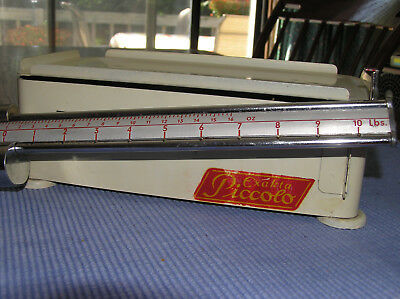 Exakta Weight Scale for Kitchen or Bakery Made in Germany Zero Adjusted