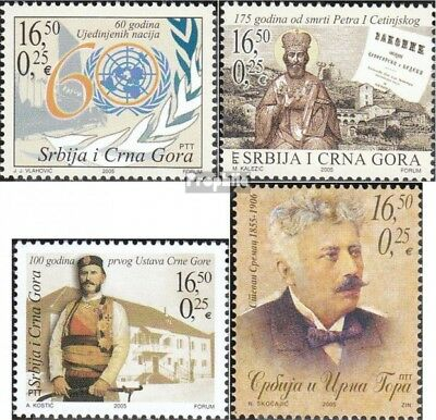 Yugoslavia 3296,3297,3298,3303 (complete.issue.) unmounted mint / never hinged 2