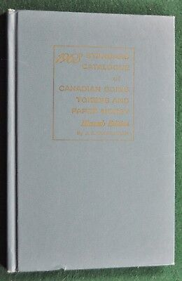 1963 Standard Catalogue Of Canadian Coins, Tokens..., 11th Edition J.E. Charlton