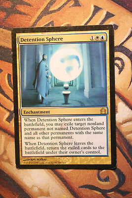 Detention Sphere   MTG VO english EX