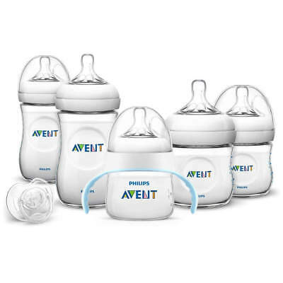Philips Avent near Natural Newborn Starter Set Incl. Trink-Lern-Becher
