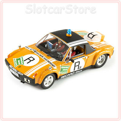 "SRC 01103 Porsche 914/6 GT ""Safety Car ONS"" 1973 1:32 Slotcar Auto analog OSC"