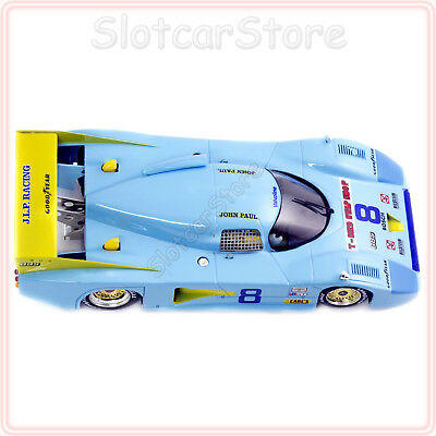 "SRC 01710 Lola T600 ""No.8 J.Paul"" Sears Point 1981 1:32 Slotcar Auto analog OSC"