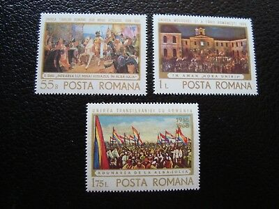 ROMANIA - stamp yvert/tellier n° 2431 a 2433 n MNH (COL1)