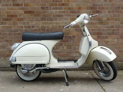 Piaggio Vespa P200 P 200 ** Only 1149 Miles From Full Restoration **