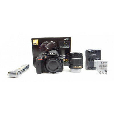 Nikon D3400 24.2 MP Digital SLR Camera with AF-P DX NIKKOR 18-55mm f/3.5-5.6G VR