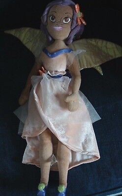 Disney Store Fira Soft Plusy Toy Doll from Fairies