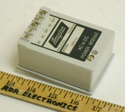 Acopian 5WB600 Encapsulated DC Power Supply 5V 6A + EB35DIN DIN Rail Adapter