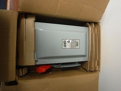 Siemens Hf221Nr Heavy Duty Safety Switch Type Vbii