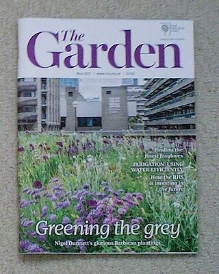 'The Garden' - May 2017 issue - RHS Royal Horticultural Society magazine