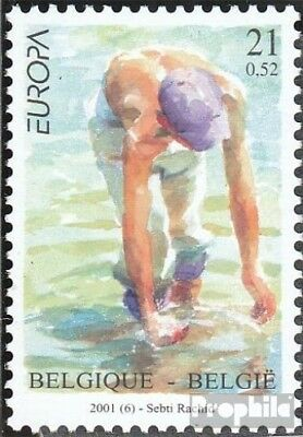 Belgium 3039 (complete.issue.) unmounted mint / never hinged 2001 Water