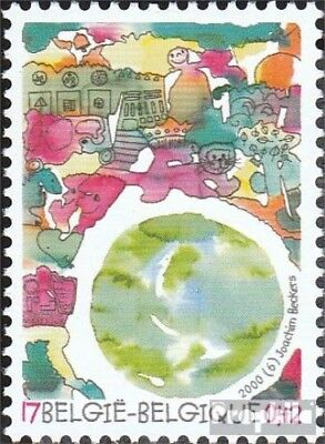 Belgium 2942 (complete.issue.) unmounted mint / never hinged 2000 Painting