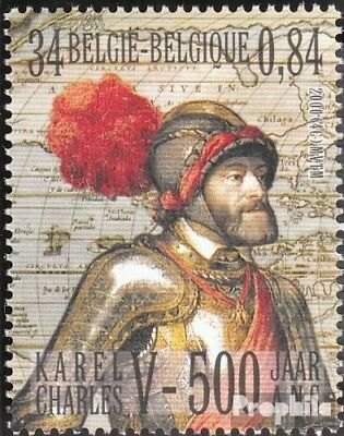 Belgium 2940 (complete.issue.) unmounted mint / never hinged 2000 Karl