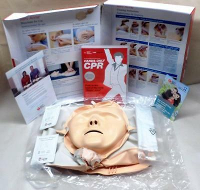"""Hands Only CPR American Heart Association Kit. """"Stayin' Alive"""" Version"""