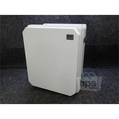 L-Com NB141207-100 Industrial Enclosure w/Mounting Plate, 120V, 4 Outlets