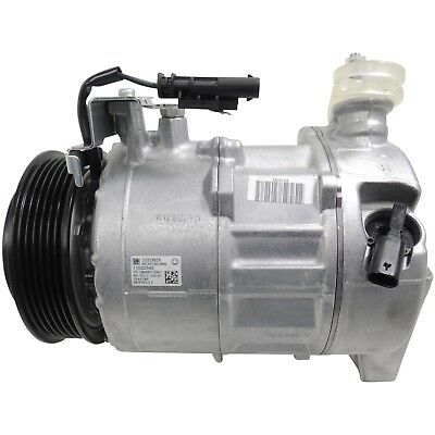84308629 AC Compressor and Clutch Assembly New OEM GM Acadia Enclave Traverse
