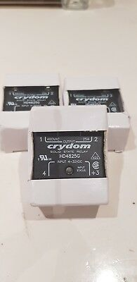 crydom solid state relay HD4825G