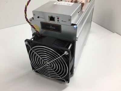 BITMAIN ANTMINER L3+ 504 MH/s *+*IN HAND READY TO SHIP*+