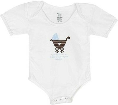 PSALM 139:14 Fearfully and Wonderfully Made Outfit Baby Blessings baby 3-6 mths
