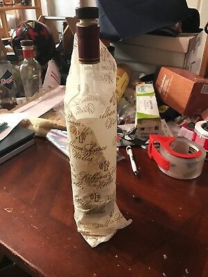William Larue Weller 2017 Bourbon Bottle empty! Great collectors item!