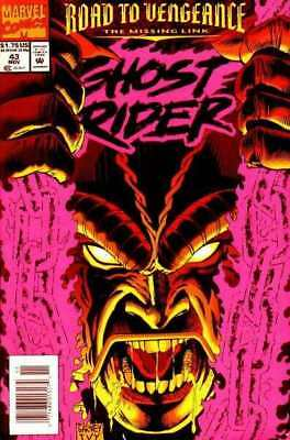 Ghost Rider (1990 series) #43 in Near Mint condition. Marvel comics