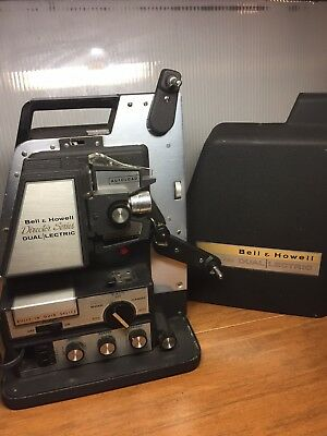 Bell & Howell Director Series 465  Dual / Lectric 8mm Projector for minor repair