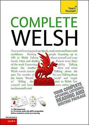 Complete Welsh Beginner to Intermediate Book and Audio Course: Learn to Read,...