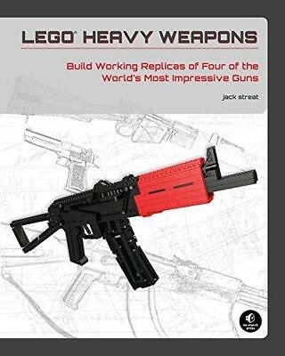 Lego Heavy Weapons by Jack Streat (Paperback, 2012)