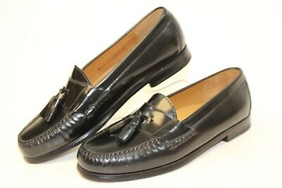 Cole Haan NEW Mens 9.5 D Pinch Tassel Leather Loafers Dress Shoes 03506 jh