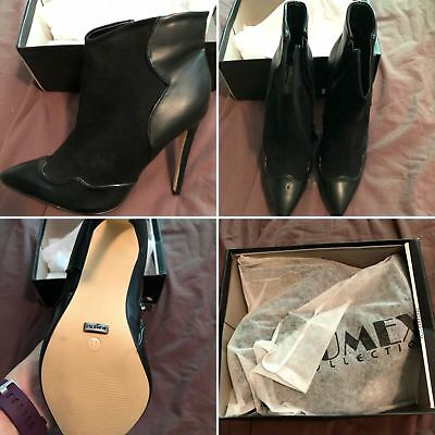 Brand New SIX pairs of women's shoes selling as bulk lot Size 7- 8  Hush Puppies