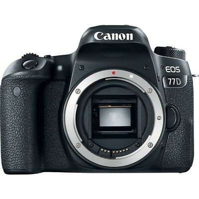 Canon EOS 77D DSLR Camera (Body Only) Neu