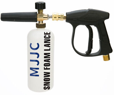 MJJC Pressure Snow Foam Lance Gun For Car Wash Jet Soap Spray Cannon Karcher K7