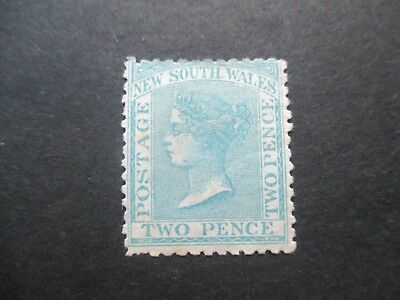 NSW Stamps: 1863 Mint  -  FREE POST (d182)