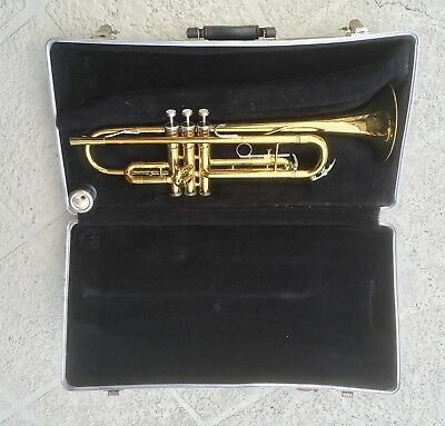 KING TEMPO 600 Trumpet In Hard Case