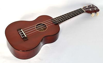 B-Stock - Concert Ukulele High Gloss Finish Minor Flaws By Clearwater