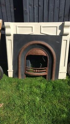 Shabby Chic Fire Place