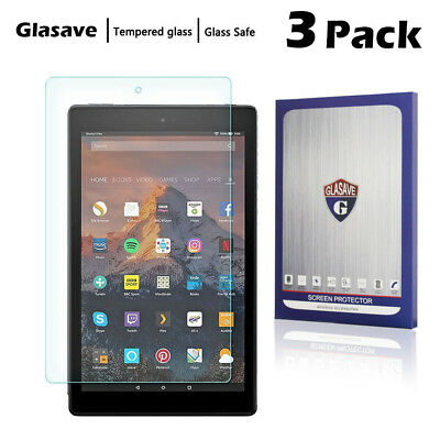 """SOINEED Amazon All-New Kindle Oasis E-reader 7/"""" Tempered Glass Protector 3-Pack"""