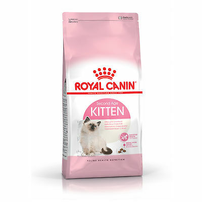 Croquettes pour chatons Royal Canin Kitten 36 Sac 2 kg