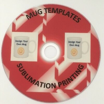 Sublimation Mug Templates Printing Business 70+ Templates Photo Templates Etc