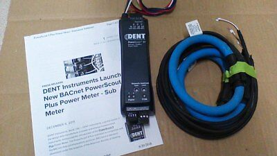 Dent Powerscout 3 Plus Power Meter - Sub Meter With (3) Ct-R16-1310 Units