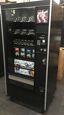 """Small 28""""Depth Mdb C Card $1/5 60Dayw Combo Snack Soda Automatic Products 128 Ap"""