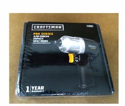 """New Craftsman Pro Series 1/2"""" Composite Impact Wrench 919865"""