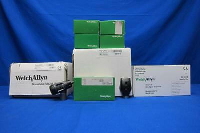 Welch Allyn Medical Items - 23810 Otoscope,11710 Ophthalmoscope,52400 Dispenser