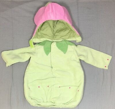 Pottery Barn Kids Puffy Flower Costume 12-24 Months