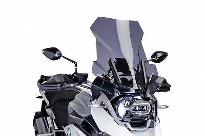 Puig Cupolino Touring Bmw R1200 Gs/Adventure-Exclusive-Rallye 2018 Fume Scuro