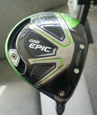 Callaway GBB Epic 10.5 driver - Regular HZRDUS - excellent