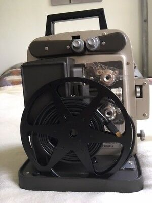 vintage Bell & Howell 8mm projector model 346, never used!