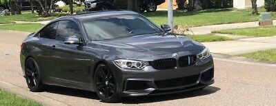 2014 BMW 4-Series  bmw 435i with M Package